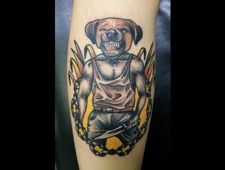 Dog  Rambo Color