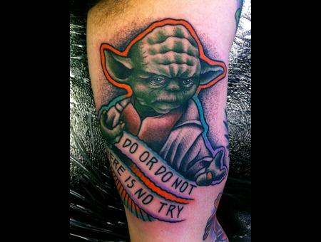 Yoda  Starwars Color