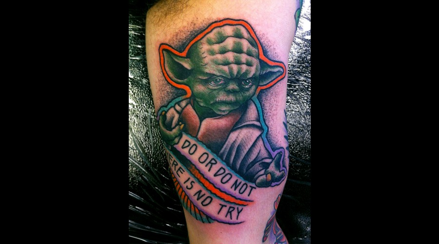 Yoda  Starwars Color
