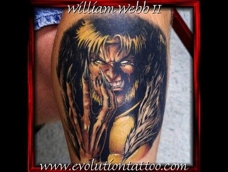 Sabertooth Comic Marvel William Webb Color