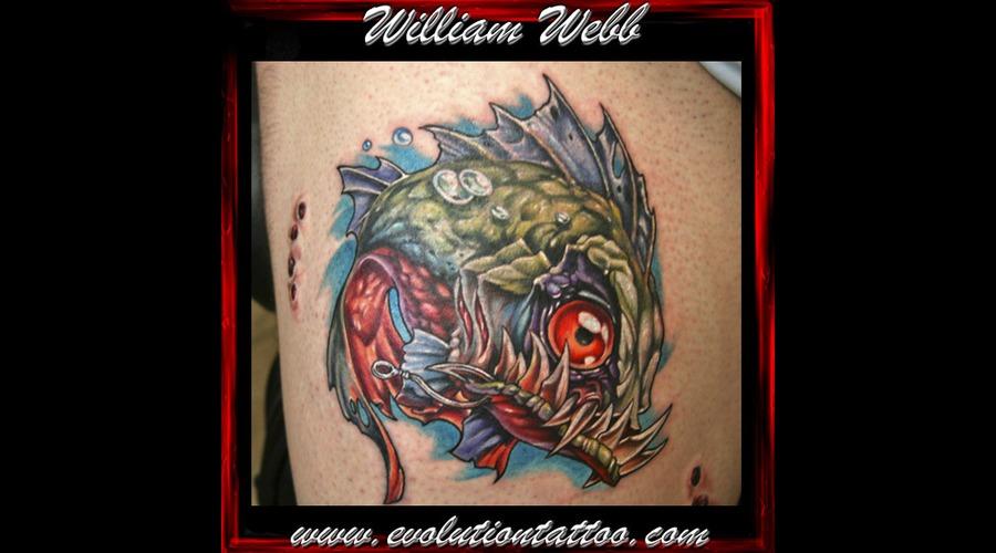 Fish William Webb Color
