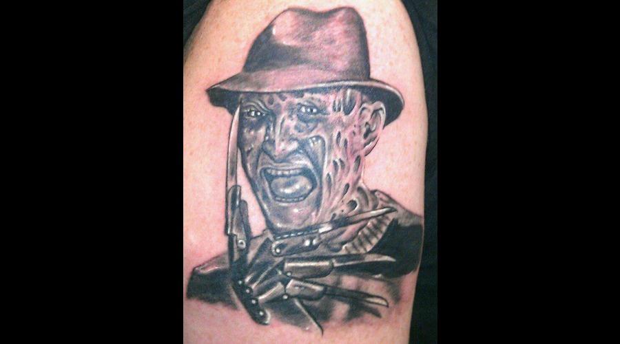 Freddy Kruger  Nightmare On Elm Street  Portrait