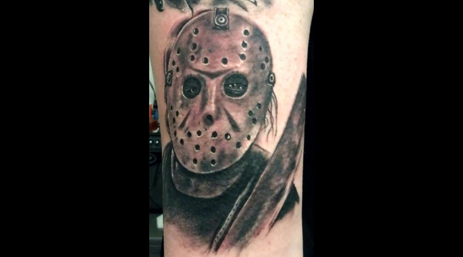 Jason Voohrees  Friday The 13th  Portrait