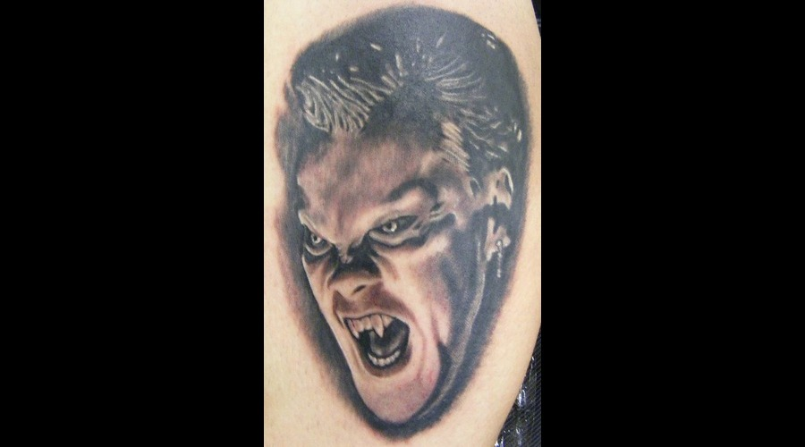 Lost Boys  Vampire  Portrait  Keifer Sutherland