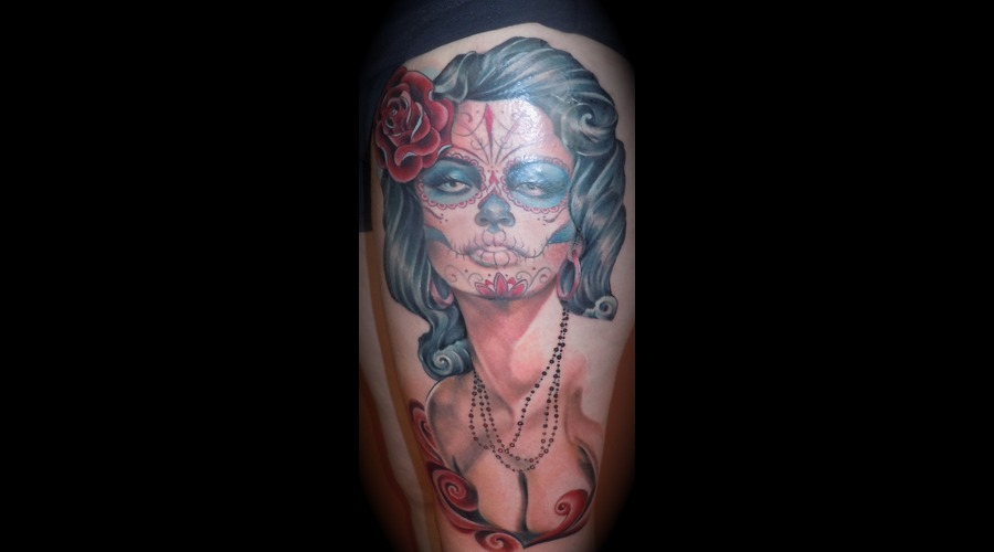 Day Of The Dead   Color