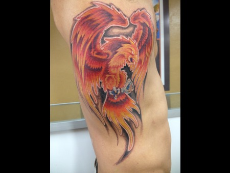 Phoenix Rib Side Color