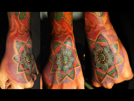 Color Forearm