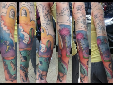Sharpie Sleeve  Custom Color