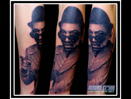 Portrait Tattoo    Tattooretrato  Tattoo Realistic  Tattoo Realista Black White