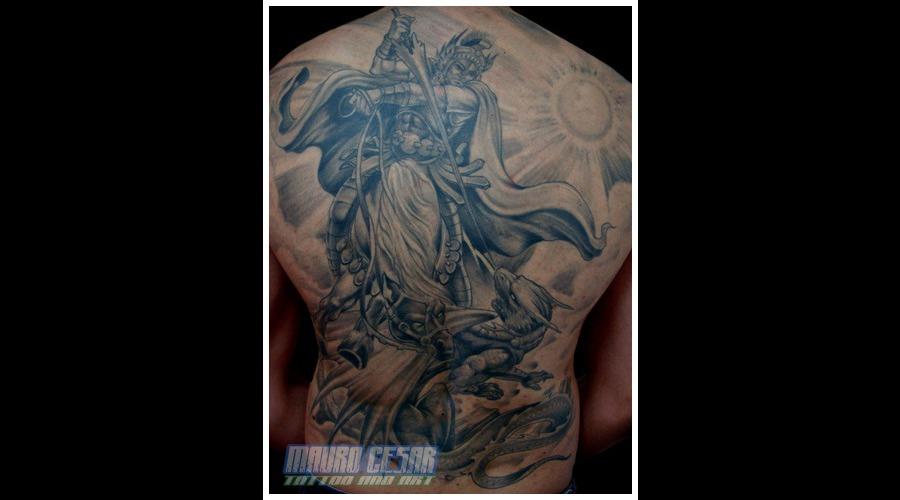 Sao Jorge Tattoo Sao Jorge