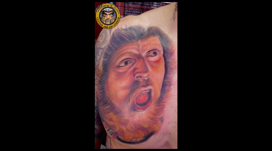 Tattoo Realistic Color