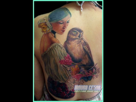Tattoo Realistic Tattoo Realista