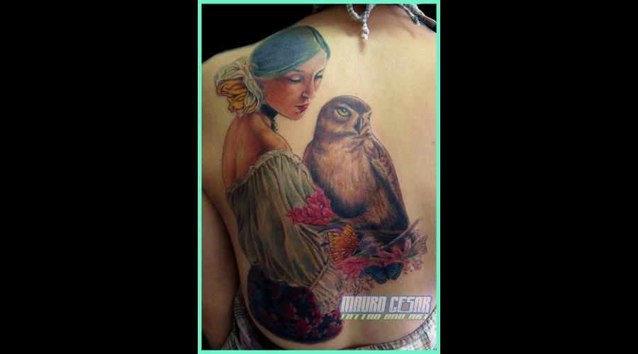Tattoo Realistic Tattoo Realista