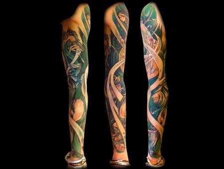 Full Sleeve Color