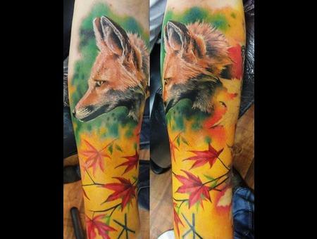 Fox Color