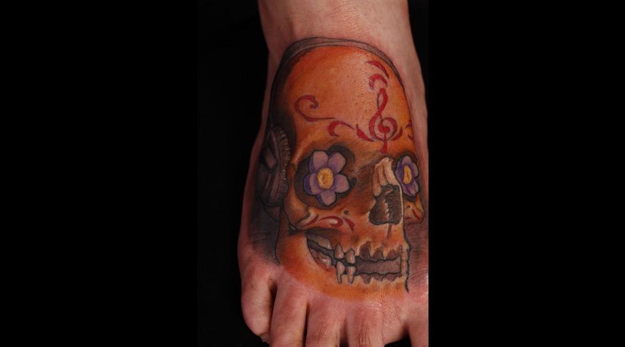 Color Foot