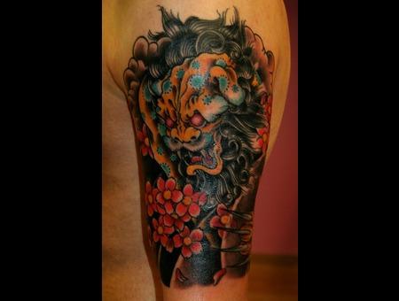 Foo Dog Lion Dog Fu Dog Color