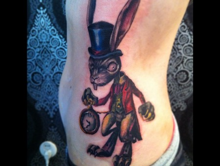 Alice In Wonderland  Color