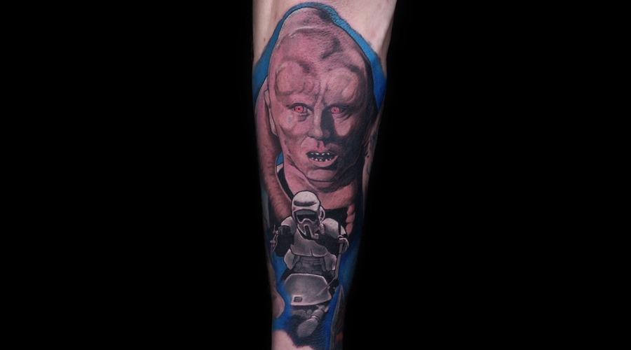 Star Wars  Colour  Character  Movie   Color Forearm