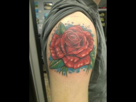 Rose  Color Color Arm