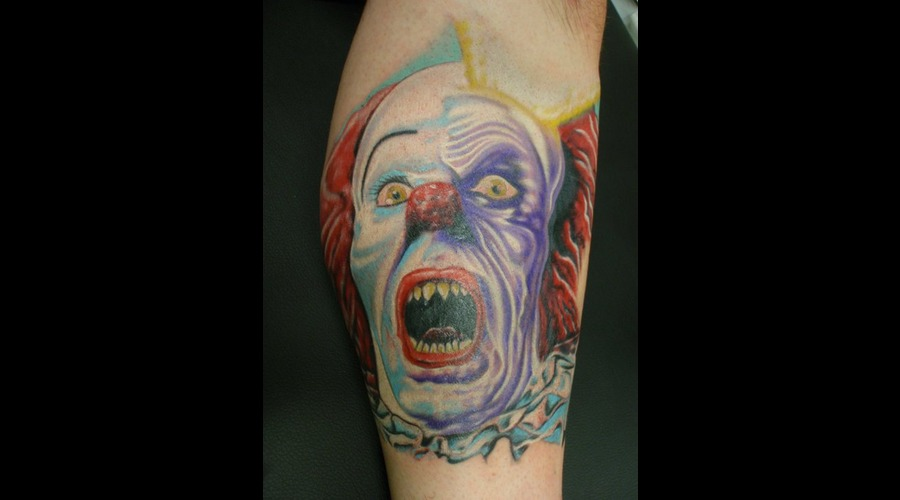 Pennywise  Best Portrait  Boss Tom  Fallen Angel Color