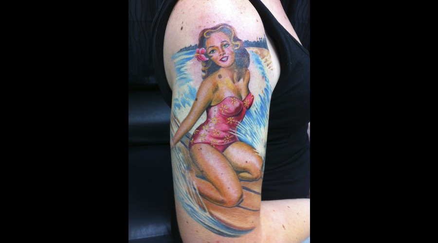 Pin Up Color