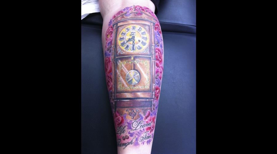 Clock Color