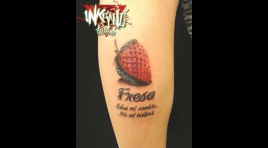 Realism  Fresa  Ecuador  Strawberry Color