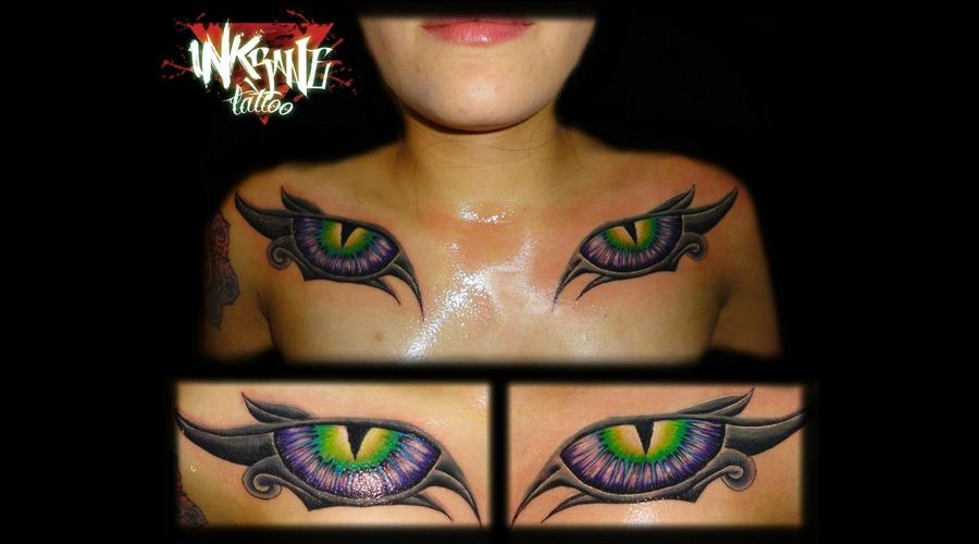 Eye  Eyetattoo Color