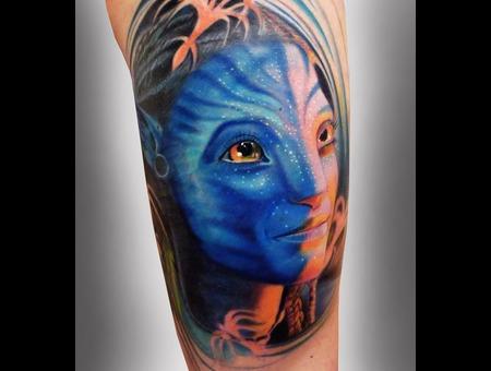 #Avatar #Silvano Fiato #Color  Color