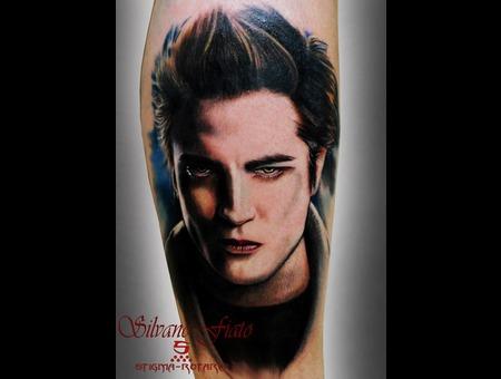#Silvano Fiato #Edward Cullen #Vampire  Color