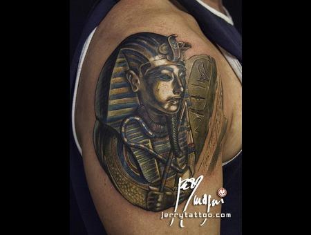 Tutankhamon Color Shoulder