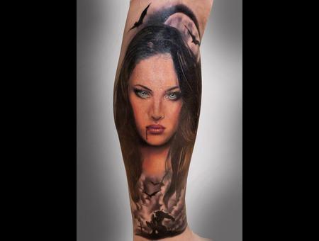 #Silvano Fiato #Megan Fox Color