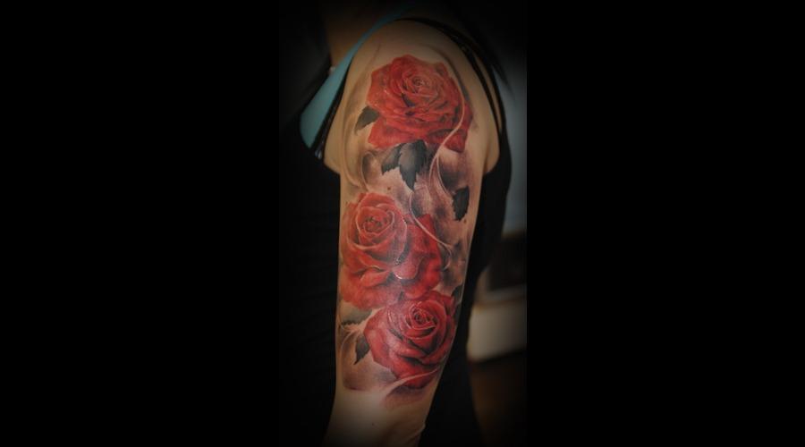 Rose Flower Color