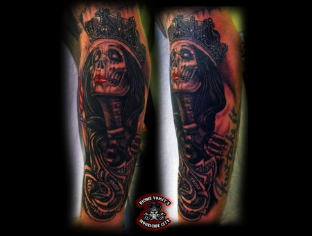 Heartless Black White