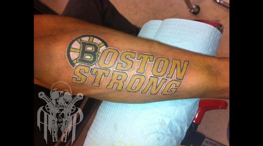 Boston  Boston Bruins  Bruins  Boston Strong Color