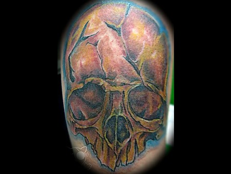 Skull  Nuskool Color