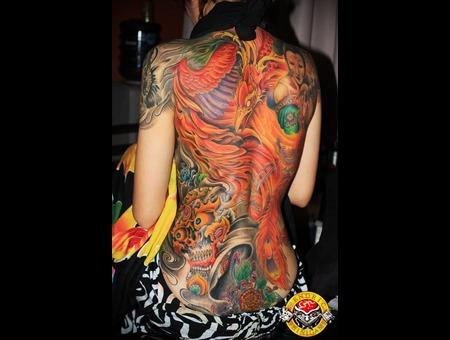 Fullback Phoenix Color