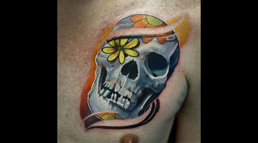 Robdiamond Skulltattoo Color