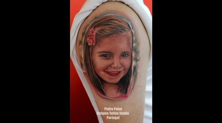 Portrait  Color Color Shoulder