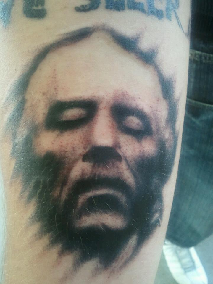 Heart & Dagger Tattoo