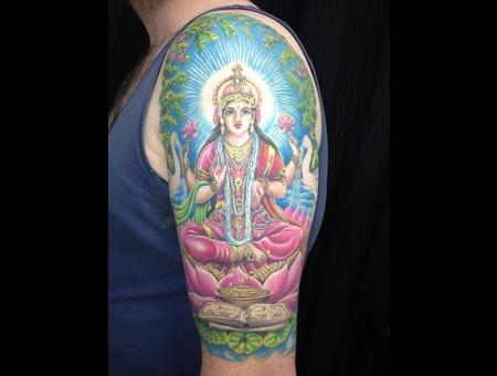Goddess   Religious  Color