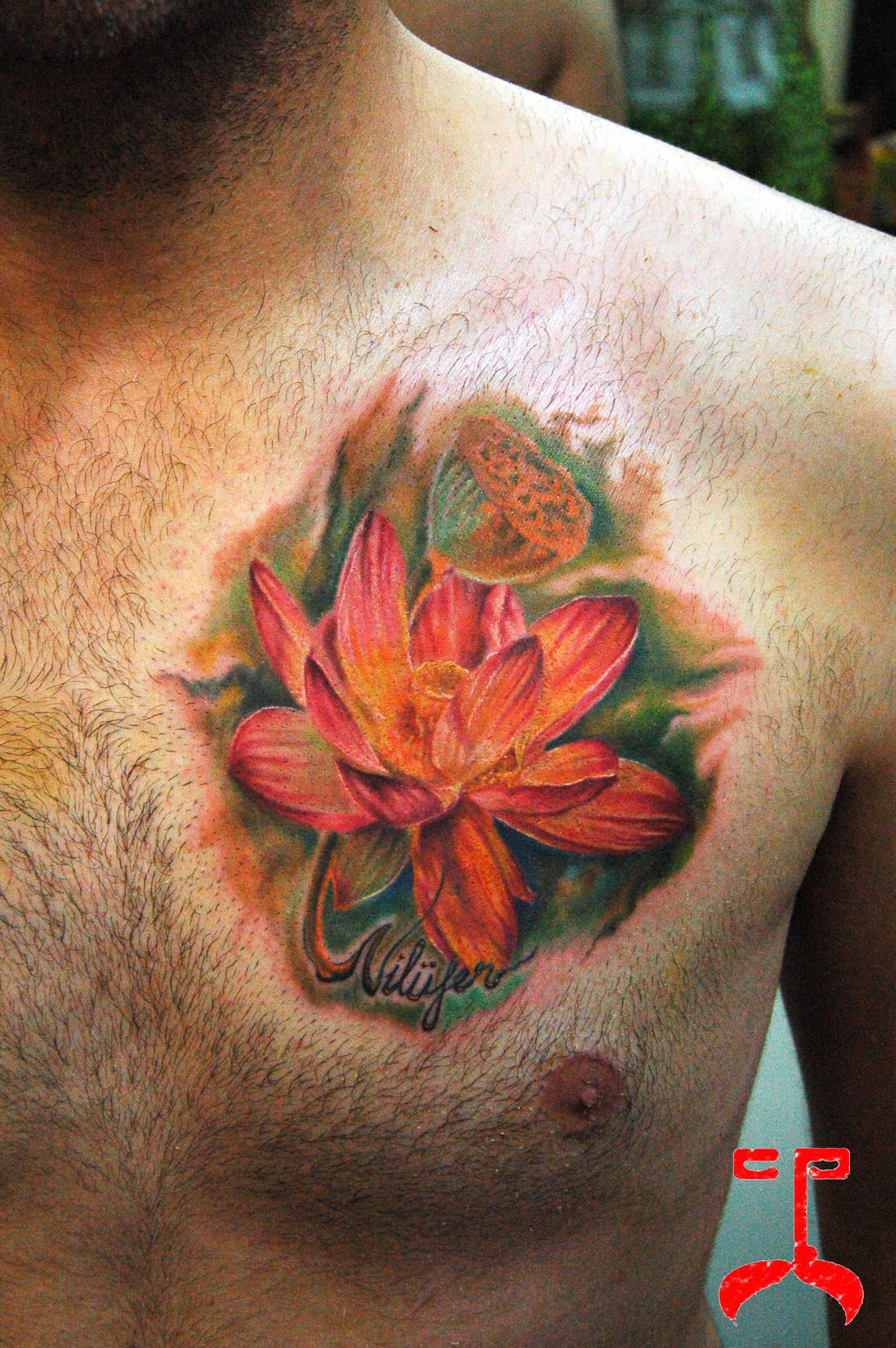 Amazing chest tattoos by approved artists color chest izmirmasajfo