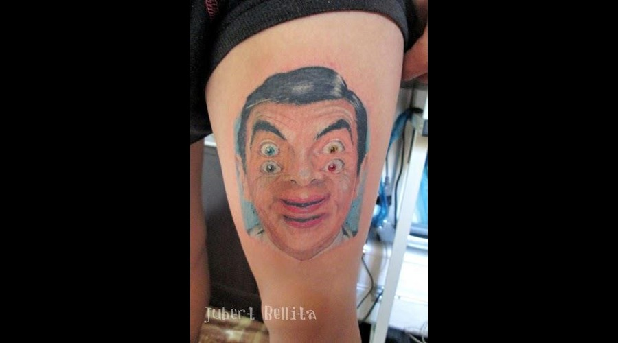 Mr.Bean Color