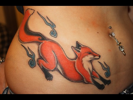 Fox  Color Hip