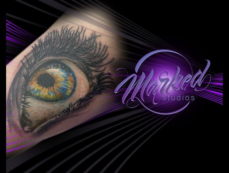 Reno  Tattoo  Marked  Portrait  Tattoos  Eye Tattoo
