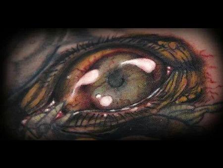 Zombie  Eye  Ditch  Color  Arm Color