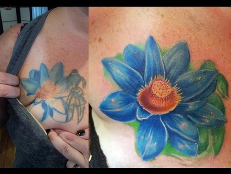 Lotus  Flower  Coverup  Cover Up Color