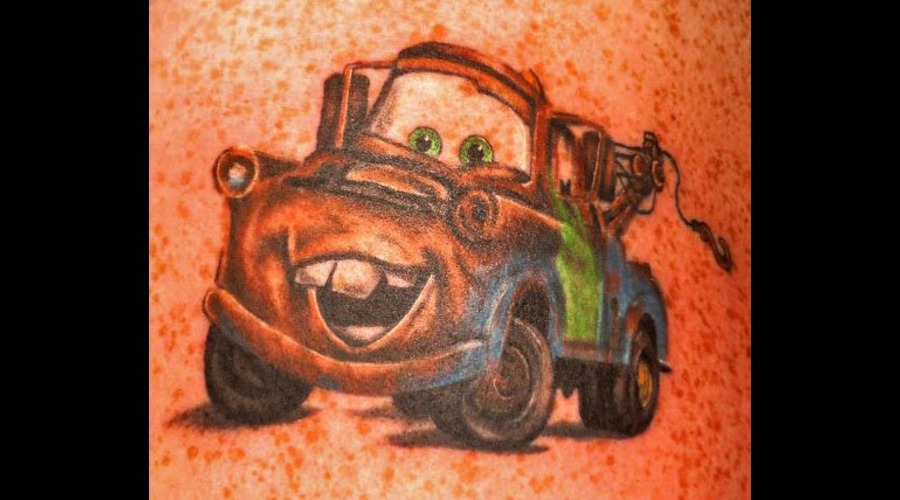 Mater Color Arm