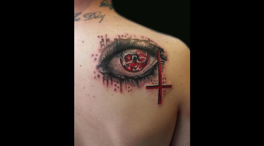 Tattooartist Montreal Gabor Zsil Black White